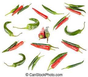 peppers collection.