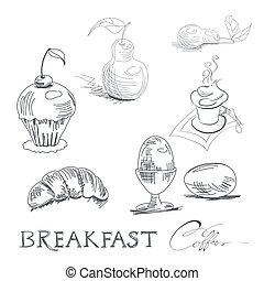 pequeno almoço