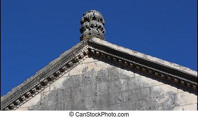 Perast, old church