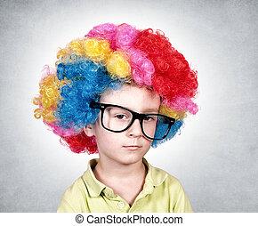 percé, clown