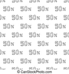 percent., תבנית, seamless, חמשים, צייר, העבר