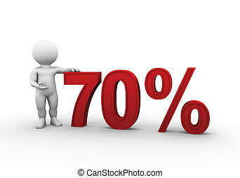 percent 70 - Bobby Series - Bobby is presenting a discount...