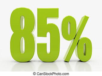 percento, 3d
