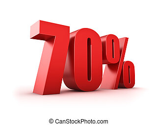 percento, 70