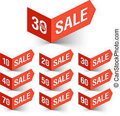 percents, 販売サイン