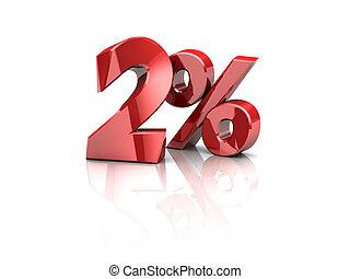 percents, két