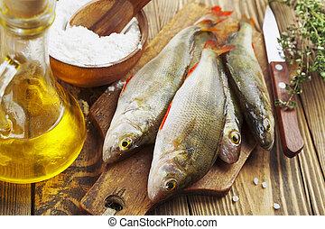perche, fish
