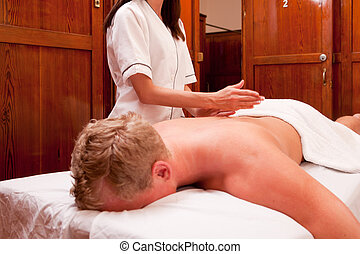 Percussive Massage