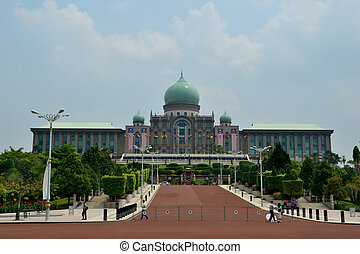 Perdana Putra (office of Prime Minister of Malaysia) in...