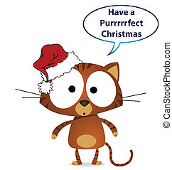perfect Christmas - Cat with have a perfect Christmas...