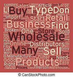 perfect, concept, zakelijk, groothandel, hoe, wordcloud, achtergrond, tekst, u, vinden