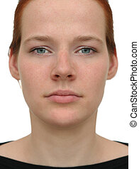 Perfect face 2 - Perfect face - A so-called perfect face,...