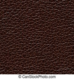 Perfect leather background in ideal dark tone.