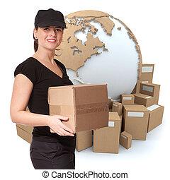 Perfect logistics