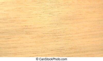 (Perfect Loop) Wood Grain of Butter