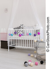 Perfect room for a little princess