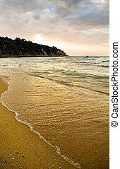 Perfect Sunset Beach