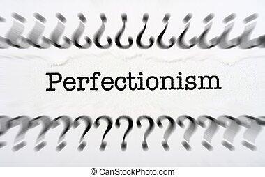 perfectionnisme