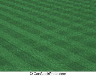 perfeitos, liga, principal, mostrando, ballpark, segar,...