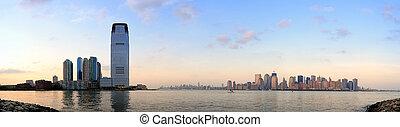 perfil de ciudad, panorama