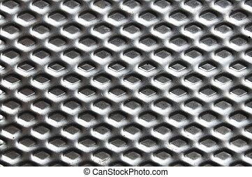 perforated, металл, задний план