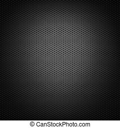 carbon fiber background - perforated carbon fiber background