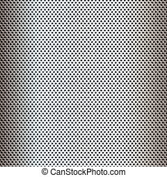perforated metal background 2907