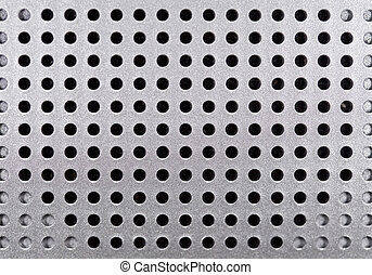 Perforation - perforated metal