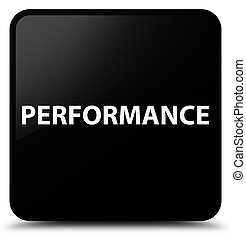Performance black square button