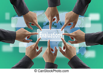 Performance Evaluation Audit Team - A diverse business...