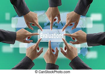 Performance Evaluation Audit Team