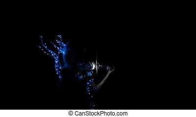 Performance in the dark