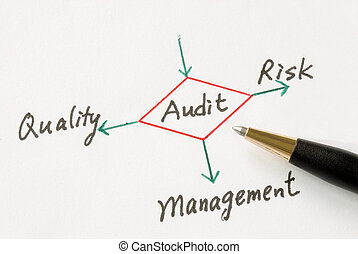 Performing an audit - Several possible outcomes of ...