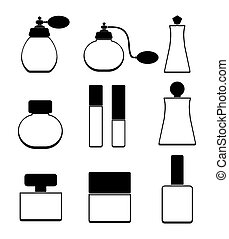 perfume bottle - pictogram