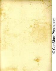 pergamena, carta
