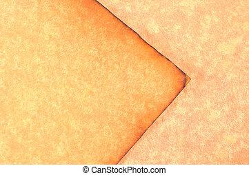 pergament, baggrund