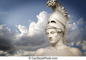 pericles, grec, sculpture art, général