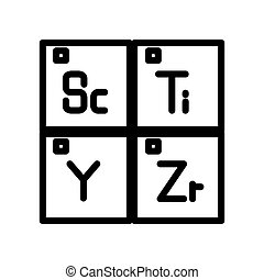 Periodic table element magnesium icon periodic table vector periodic table illustration design urtaz Choice Image