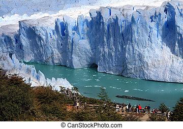 perito, glaciar de moreno