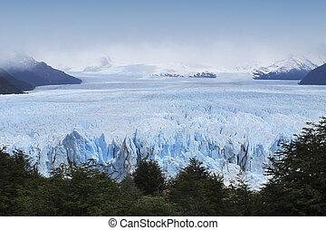 Perito Moreno glacier. Argentina. South America