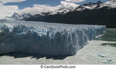 """""""Perito Moreno"""" glacier, El Calafate, Argentina. Tripod"""