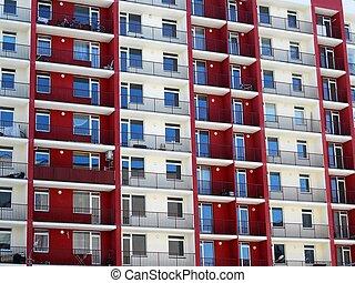perkunkiemis, résidentiel, bloc