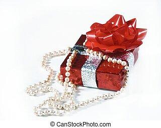perlas, presente