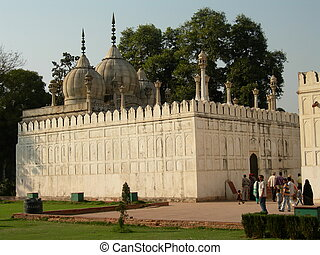 perle, mosquée