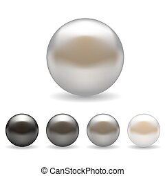 perles, ensemble