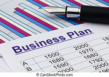 permanente, stabilimento, piano, affari