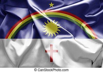 pernambuco, 旗