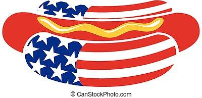 perro, americana