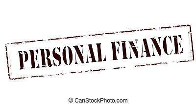 persönliche finanz