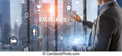 perseguição, 2021., concept., excelência, negócio